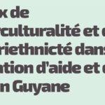 Programme du colloque d'interculturalité de soin